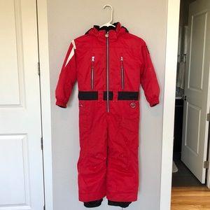 Kids One Piece winter suit